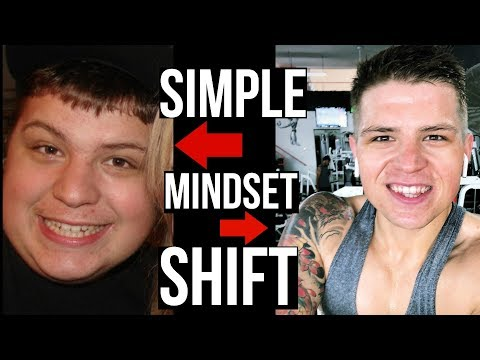 This Mindset Shift Helped Me Lose 180 Pounds & Change My Life!