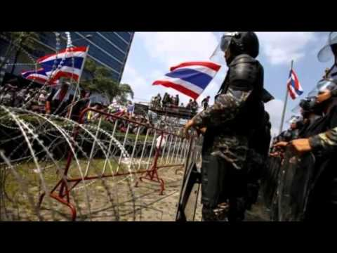Thai protesters take to Facebook to target businesses linked to PM - 21 February 2014