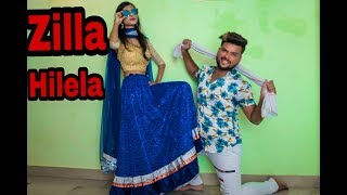 Zilla hilela | Dance cover video | Sidharth malhotra, Pariniti chopra | Jabariya jodi | full video