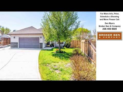 71 N Wedgewood Dr, Nampa, ID Presented by Ben Myers.