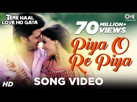 Xxx Mp4 Piya O Re Piya Video Song Tere Naal Love Ho Gaya Riteish Deshmukh Genelia Dsouza Atif Aslam 3gp Sex