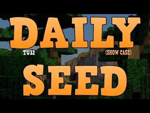 Minecraft Xbox 360 PS3 Wii U   TU32 Best Daily Seed Show Case!