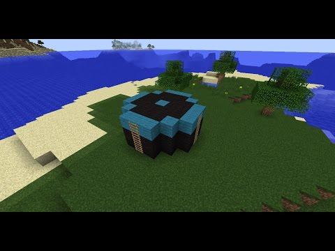 √ Minecraft:How to make a working trampoline