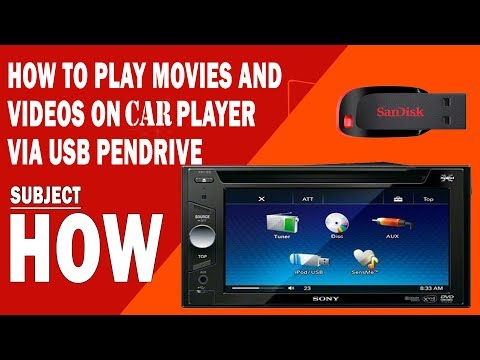Xxx Mp4 What Video Format Converter To Use To Play USB Video In CAR 3gp Sex