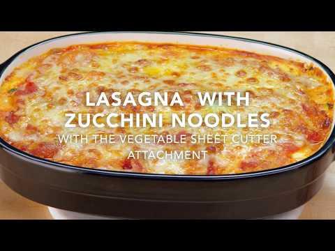 Zucchini Lasagna | KitchenAid