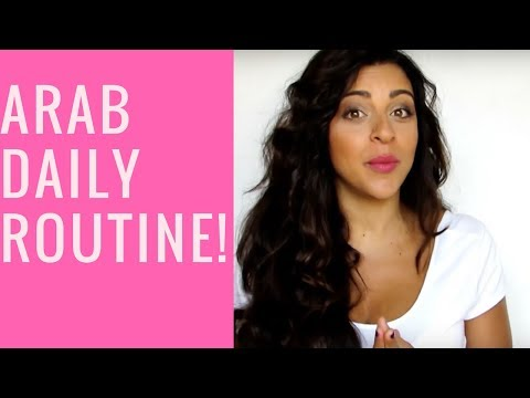 Speaking Arabic #2 My Day! - Present verbs!