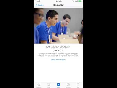 How to Make an Appointment at the Apple Store