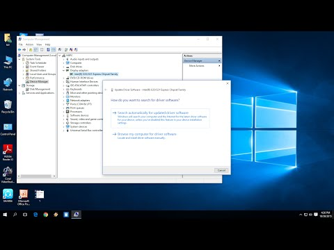 How to Install and Update PC Drivers for Windows 10 without software