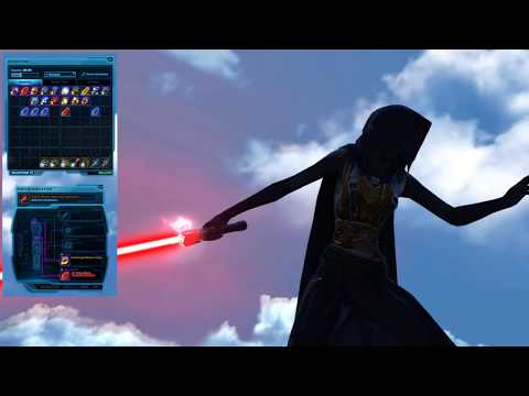 All SWTOR Weapon Tunings (Lightsabers only)