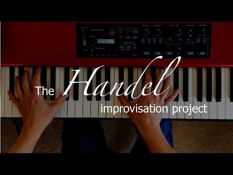 The Handel Improvisation Project, Part 5 || ...Jazz