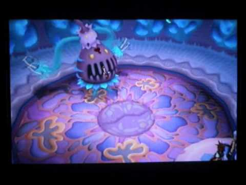 Kingdom Hearts Monstro Walkthrough Part 3/4 (Expert Mode)