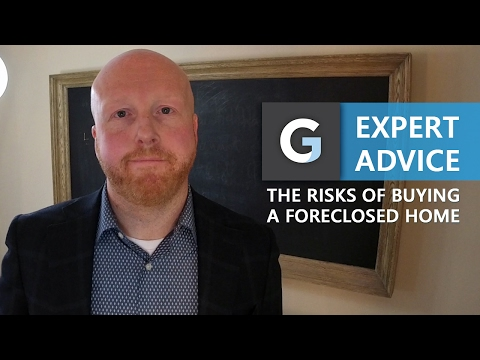 Chamberlain Group: The risks of buying a foreclosed property