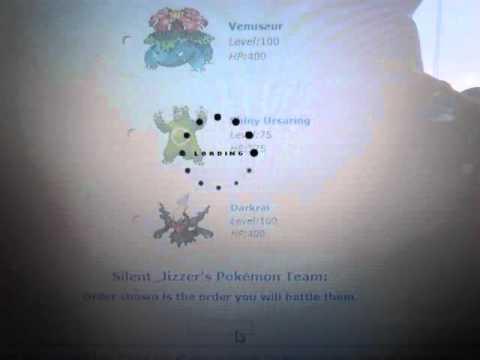 Pokemon vortex (weird glitch)