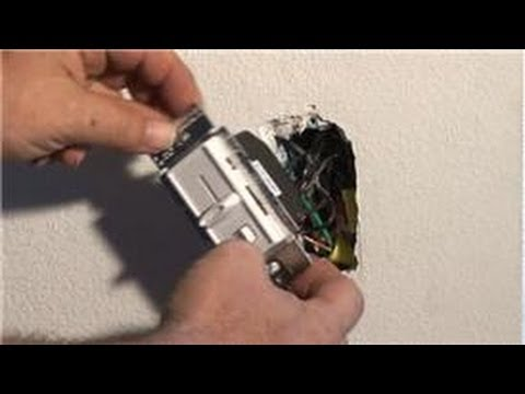 Lighting & Ceiling Fans : How to Replace a Dimmer Switch