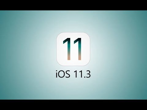 iOS 11.3 Relased , Release Notes│Features│Changes !