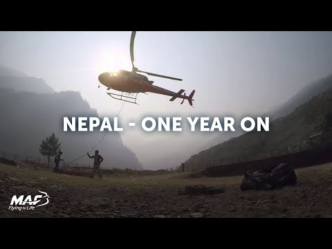 Nepal one year on