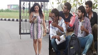 RAGGING OF CUTE GIRLS IN ENGINEERING COLLEGE | So Effin Cray