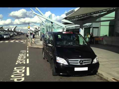 LLT Wheelchair Pick Up at T5 Heathrow