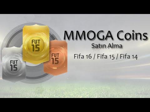 MMOGA Fifa 14, Fifa 15 ve Fifa 16 Coins Alma