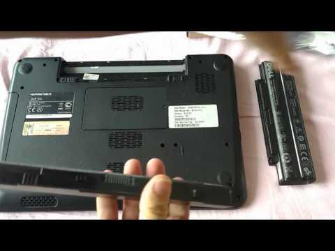 Dell N5010 Batarya Değişimi