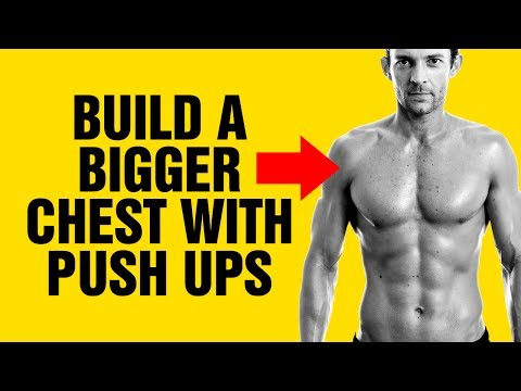 Can Push Ups Build a Great Looking Chest and Muscle - Push Up Challenge Results - Sixpackfactory
