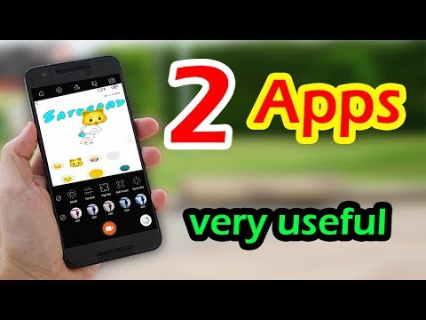 2 best android apps 2018 | very useful app [ Hindi ]