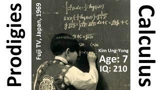 Prodigies And Calculus