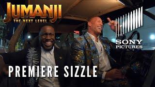 JUMANJI: THE NEXT LEVEL - Premiere Sizzle