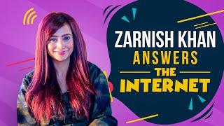 Zarnish Khan | Answers The Internet | NJ Digital Tv | HD