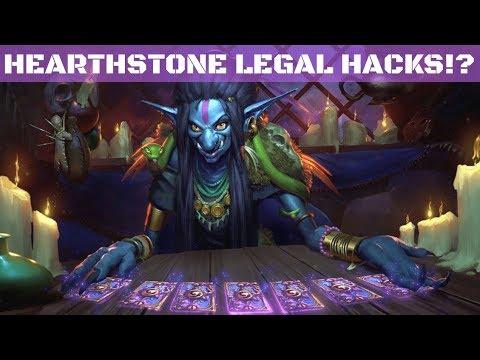 Hearthstone Legal Hacks!?