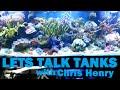 125 Gallon Reef Tank System Walk Through With Chris Henry (Lets Talk Tanks)