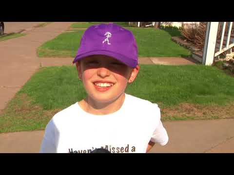 9-Year-Old Marquette native turns a challenge into a lifestyle