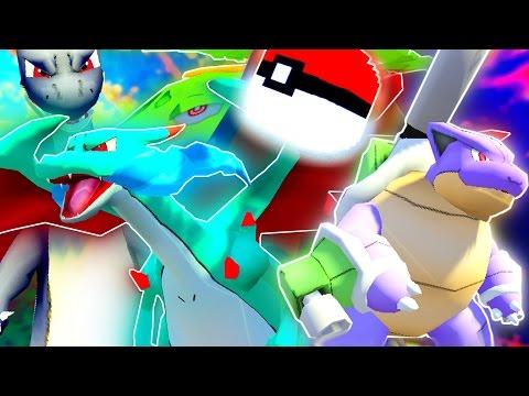 Minecraft Pixelmon MEGA LUCKY BLOCK WORLD - LEGENDARY RACE CHALLENGE! (Minecraft Pokemon Mod) Ep 1
