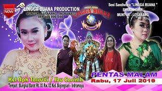 Download LIVE STREAMING SANDIWARA LINGGA BUANA Bungkul Barat, Rabu, 17 Juli 2019 PENTAS MALAM Video