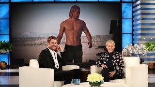 Ellen Celebrates Chris Hemsworth