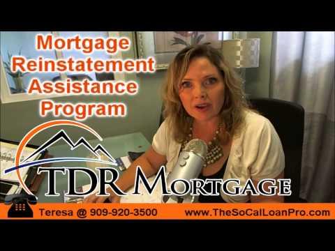 CA Mortgage Reinstatement Assistance Program | CA MORTGAGE BROKER