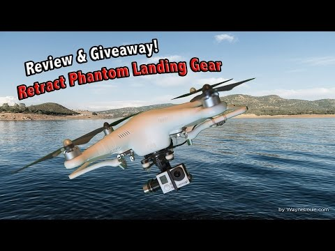 Retract Landing Gear and Review (giveaway over)