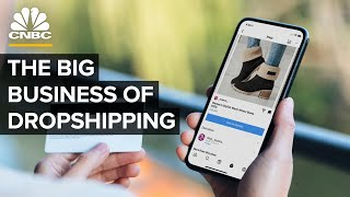 How Shopify Dropshipping Works