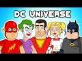 DC Universe BIGGEST FANS