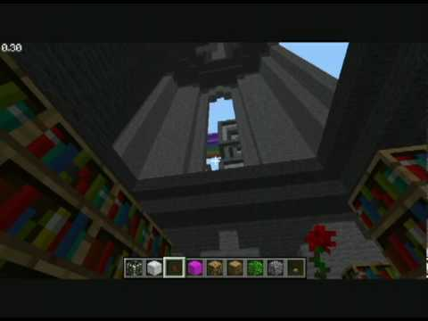 Minecraft Reddit server, Dom Tower
