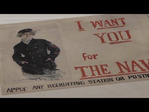 Columbus Neighborhoods: From the Vault - World War I Posters