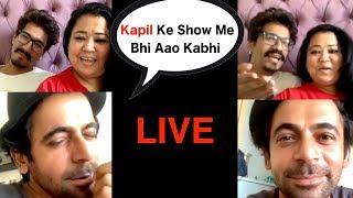 LIVE | Bharti Singh Makes FUN With Sunil Grover | Kapil Sharma Show