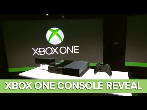 Xbox One Console Hardware, Tech Specs Reveal at Xbox One Reveal Event