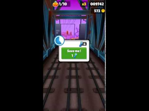 Subway Surfers World Tour New Orleans Halloween Edition Gameplay HD
