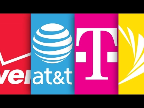 T-MOBILE,  SPRINT ,VERIZON, AT&T | WIRELESS WEEKLY RECPA EPISODE 12