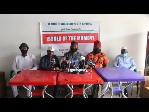 Nigeria Youths Cry Out, Warns Opposition Who Are Fueling Crisis ,Insurgents To Destabilize Nigeria