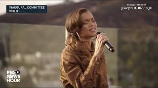 WATCH: Andra Day performs