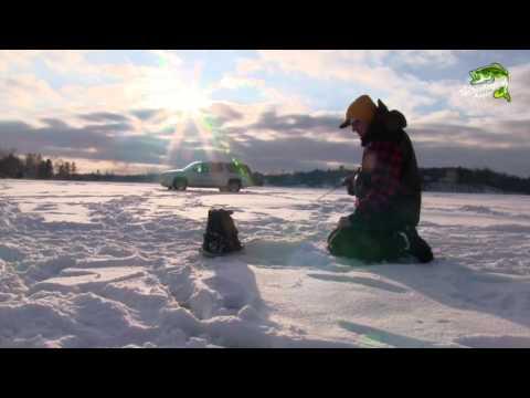 Humminbird HELIX 5 | Ice fishing mode | The Technological Angler