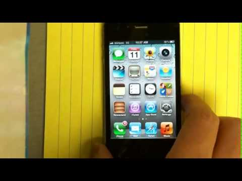 Flash / Activate Sprint iPhone 4 w/ Bad ESN to Page Plus, 100% Works w/ Talk Text WEB MMS DATA iOS 6