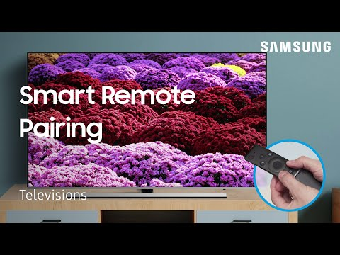Pair the Smart Remote to your TV